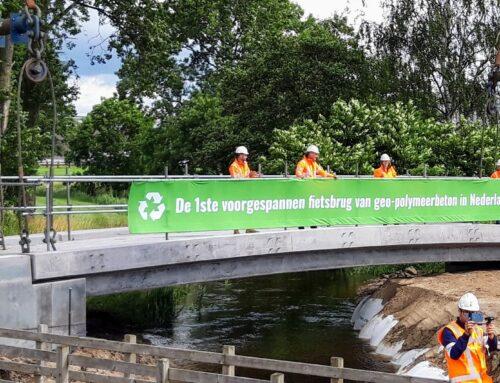 Constructieve eigenschappen voor voorgespannen brug